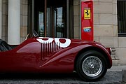 Ferrari 125 S Recreation