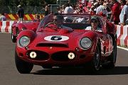 Ferrari 330 TRI/LM Fantuzzi Spyder