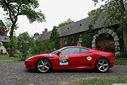 Ferrari 60 Relay Deutschland - Ferrari 360 Modena
