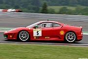 Ferrari 430 Challenge - Louis Machiels