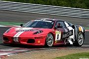 Ferrari 430 Challenge - Maria de Villota
