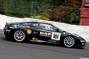 Ferrari 430 Challenge - Franck Mechaly