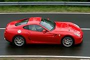 Ferrari 60 Relay Deutschland - Ferrari 599 GTB