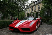 Ferrari 60 Relay Deutschland - Ferrari Enzo Ferrari