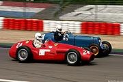 Ferrari 625 F1 & ERA R12B