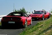 Ferrari 355 Spider + 512 BBi