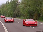 Ferrari Enzo Ferrari & F40