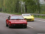 Ferrari Mondial T & 355 Spider