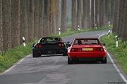 Ferrari 512 BBi & Mondial T