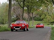 Ferrari 250 GT SWB & 360 Modena