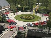 Schloss Moyland - Rondell