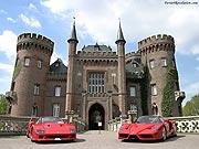 Schloss Moyland - F40 & Enzo Ferrari