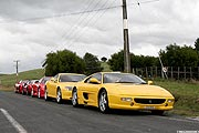 Ferrari Owners Club New Zealand - Fun Run 2006