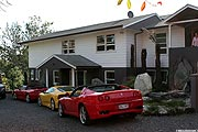 Ferrari Club Neuseeland Fun Run Mai 2006