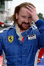 FXX Driver - James Bryan