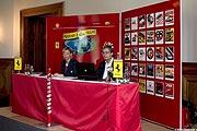 Ferrari 60 Relay Deutschland - Pressekonferenz