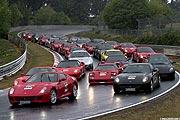 Ferrari 60 Relay Deutschland - Nürburgring