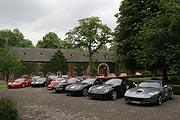 Ferrari 60 Relay Deutschland - Schloß Hemmersbach