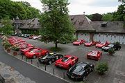 Ferrari 60 Relay Deutschland - Schloß Lehrbach