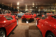 Ferrari Club Niederlande 60 Jaar Display