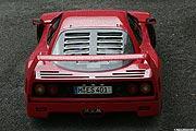 Ferrari 60 Relay Deutschland - Ferrari F40