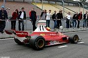 Ferrari 312 T - Leopold Hrobsky