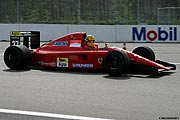 Ferrari 642 F1 - Graham North