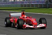 Ferrari F1 2003 GA
