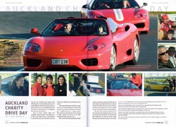 Official Ferrari Club Magazin New Zealand - Issue 59